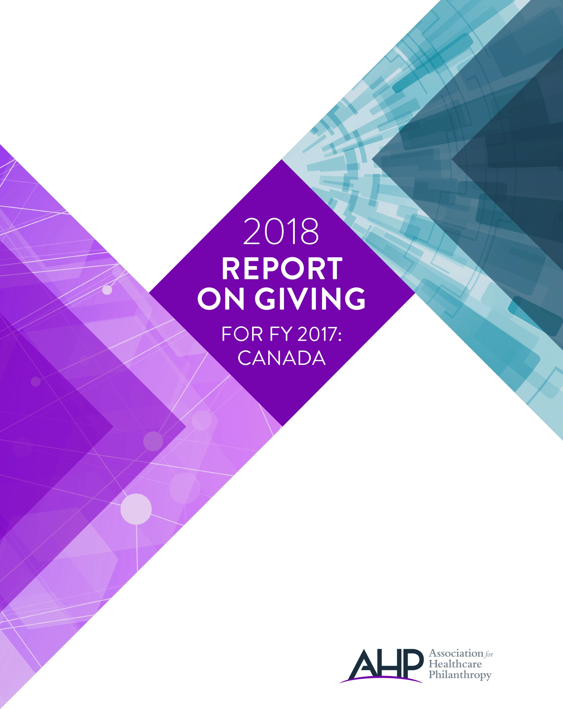 2018 Report on Giving Canada (Digital Report)