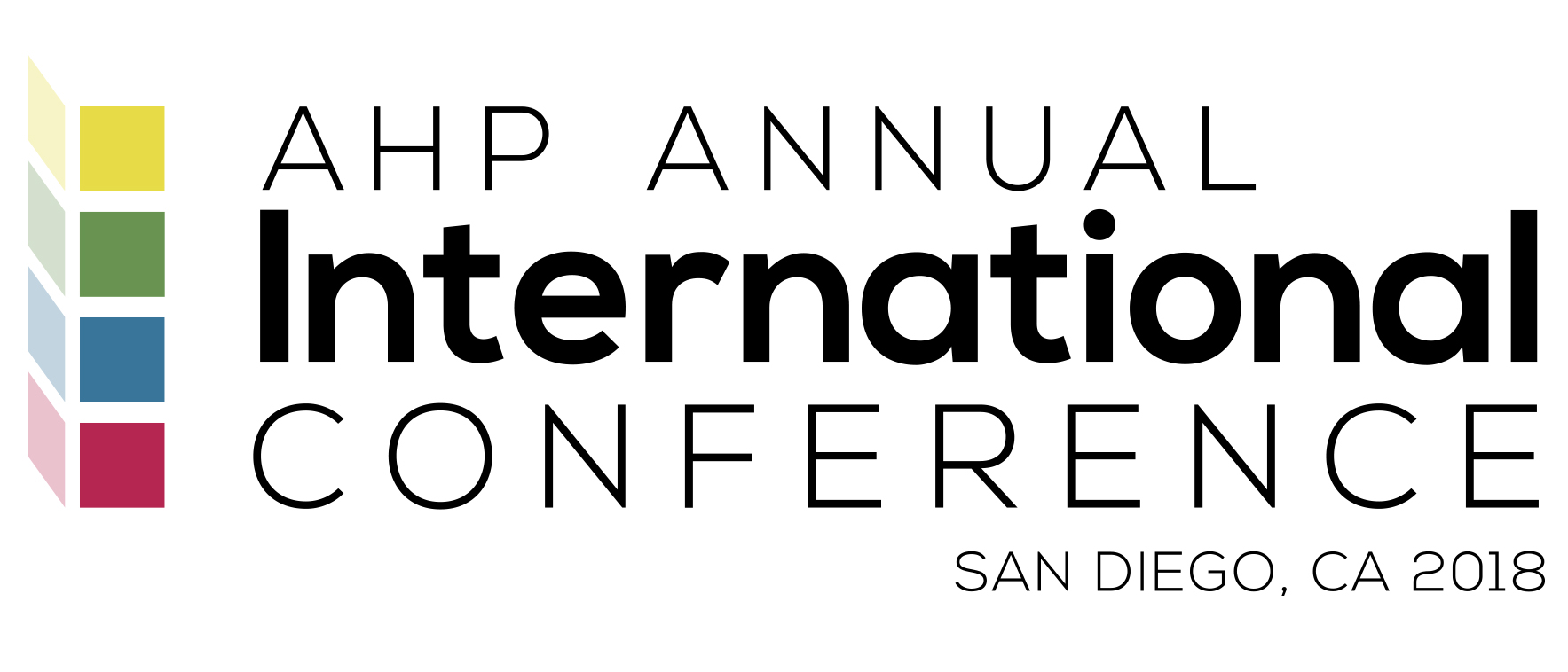 2018 AHP Annual International Conference