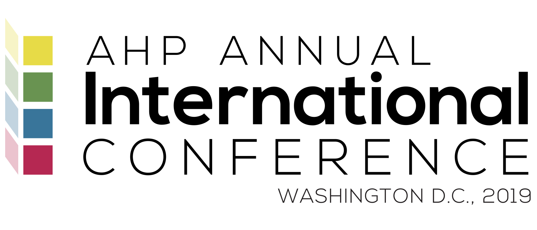 2019 AHP International Conference