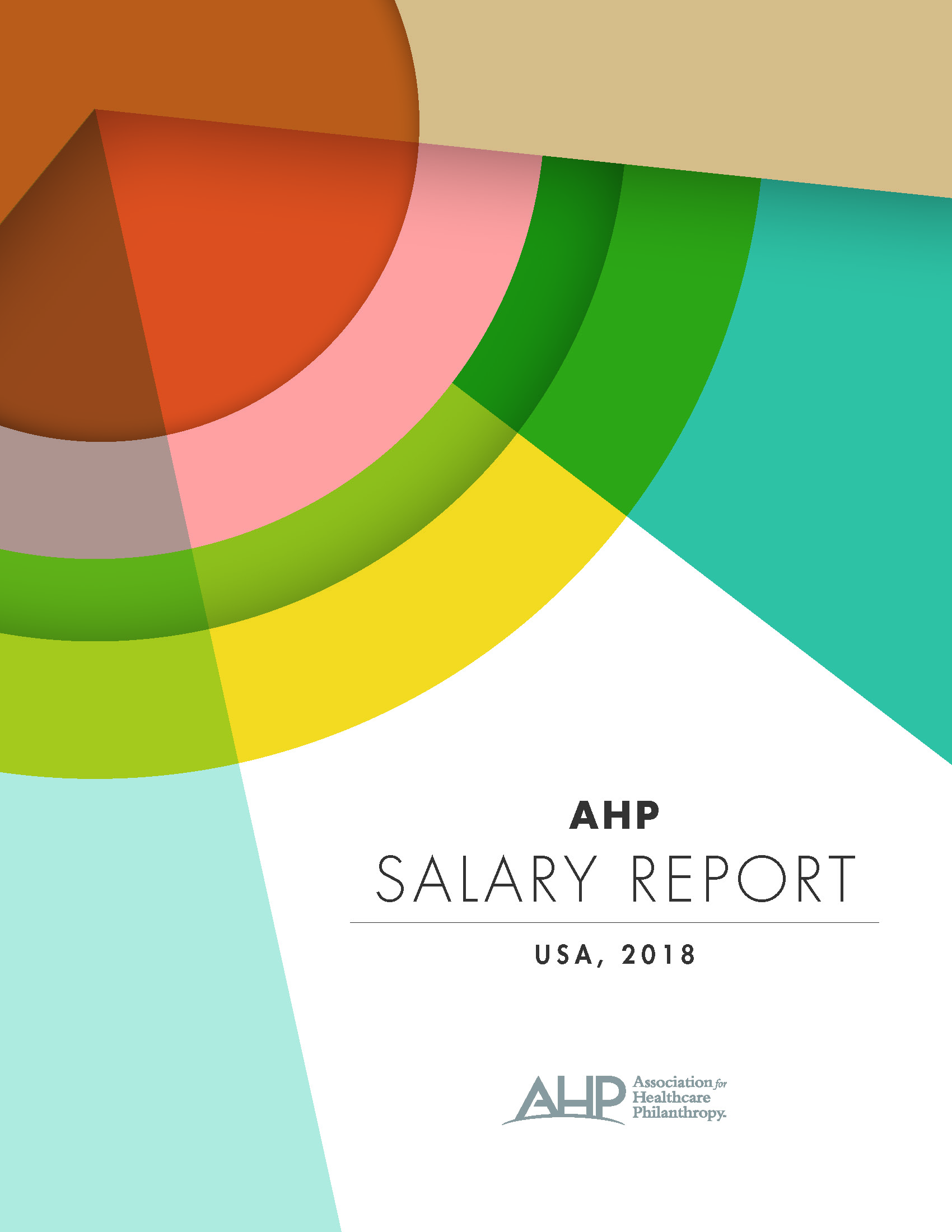 2018 AHP Salary Report U.S. (Digital Report)