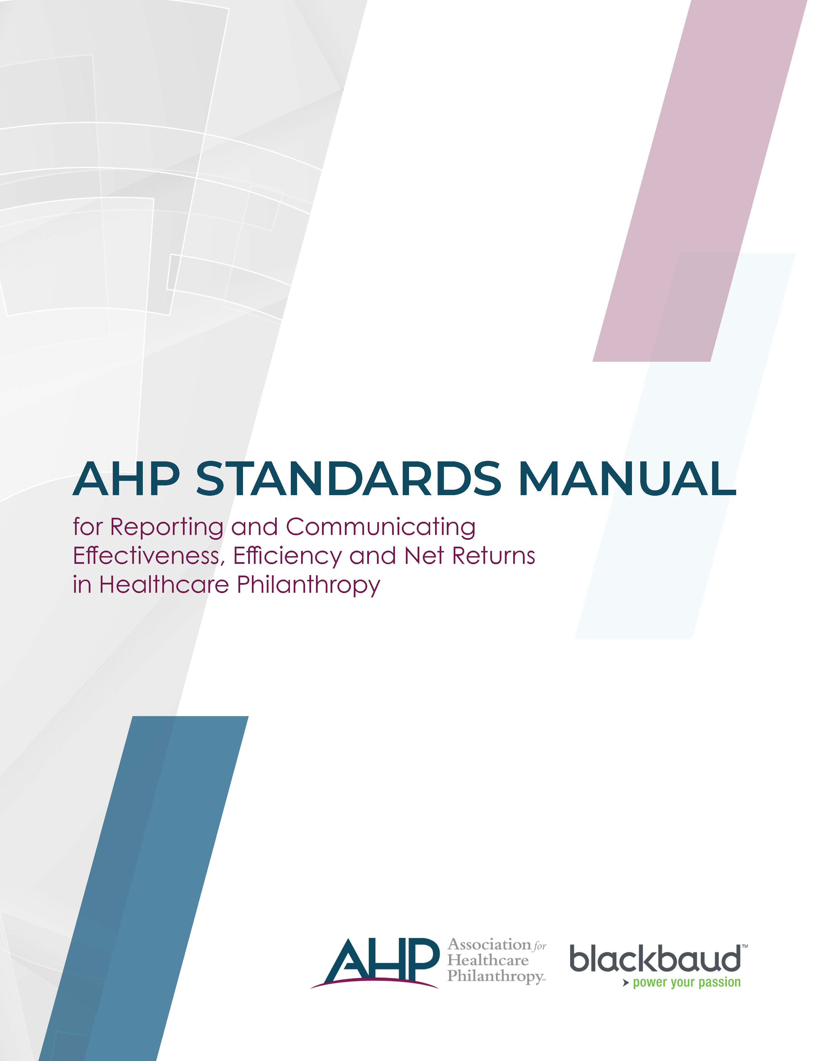 AHP Standards Manual (Digital Version)