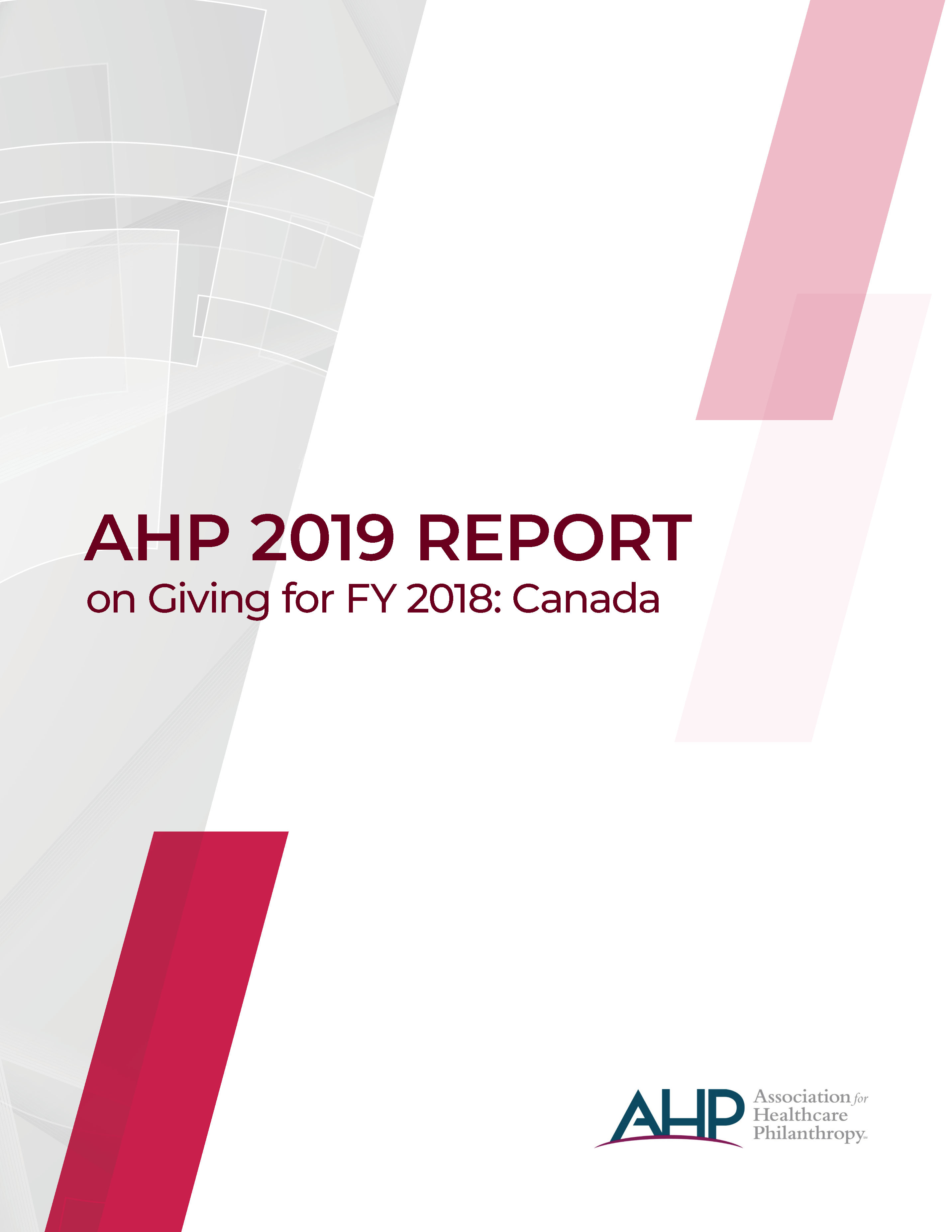 2019 Report on Giving Canada (Digital Report)