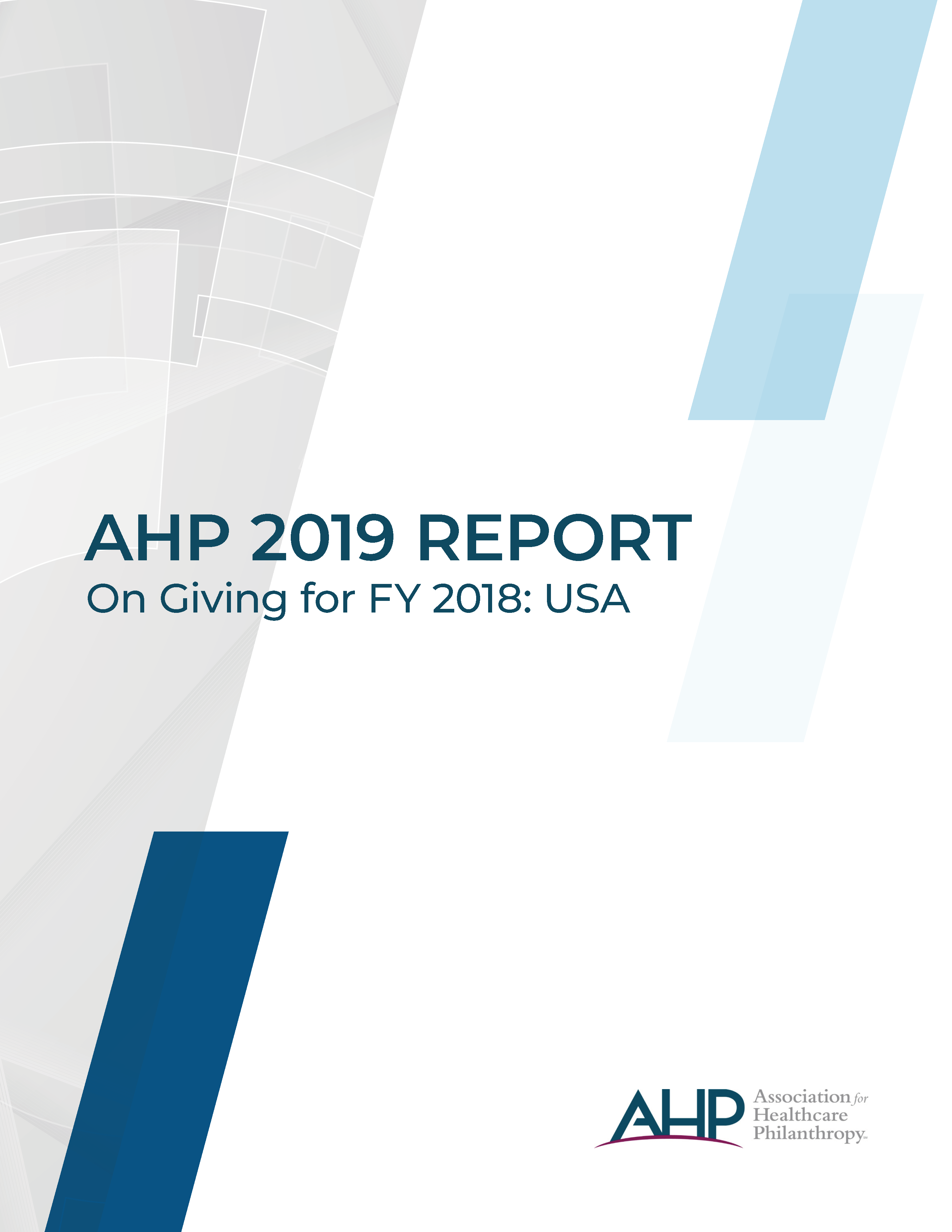 2019 Report on Giving U.S. (Digital Report)
